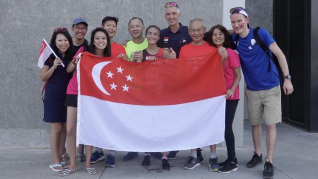Glücklich und doch traurig – Goodbye Singapore friends